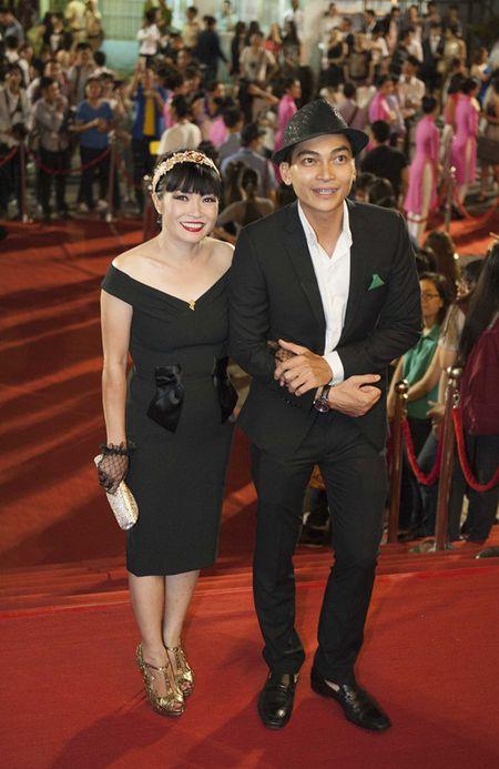 LHP Viet Nam 2015: Kim Ly – Truong Ngoc Anh sanh doi, Tran Bao Son le bong - Anh 8