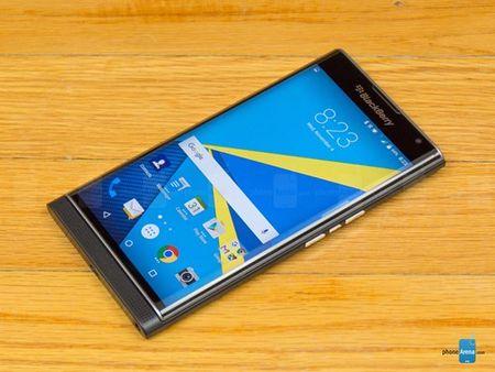 BlackBerry Priv nhan ban cap nhat phan mem dau tien - Anh 1