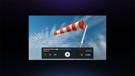 Samsung Internet: Trinh duyet cho Gear VR, trai nghiem noi dung thuc te ao tren trinh duyet - Anh 1