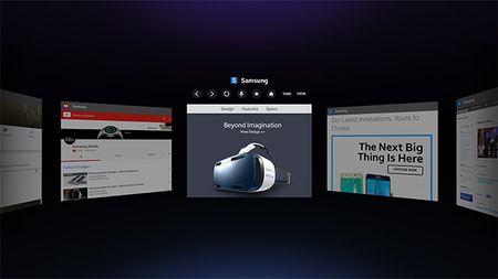 Samsung Internet: Trinh duyet cho Gear VR, trai nghiem noi dung thuc te ao tren trinh duyet - Anh 3