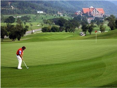 SHN tinh rot toi da 120 ty dong vao du an san golf Hoa Binh-Geleximco - Anh 1