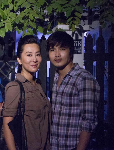 Dien vien Quang Su: 'Voi chi Ky Duyen, toi phai dung tu bai phuc' - Anh 3