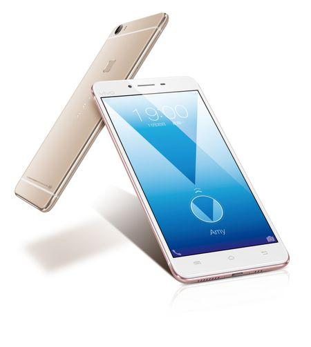 Vivo X6 va Vivo X6 Plus chinh thuc ra mat voi RAM 4GB, camera 13MP - Anh 10