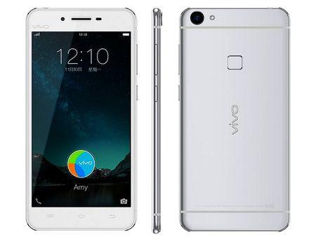 Vivo X6 va Vivo X6 Plus chinh thuc ra mat voi RAM 4GB, camera 13MP - Anh 2