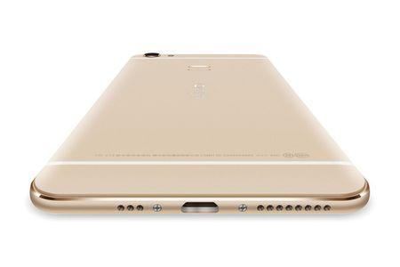 Vivo X6 va Vivo X6 Plus chinh thuc ra mat voi RAM 4GB, camera 13MP - Anh 7