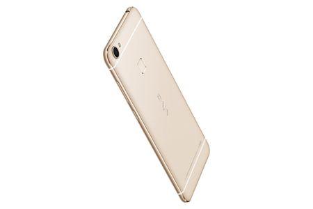Vivo X6 va Vivo X6 Plus chinh thuc ra mat voi RAM 4GB, camera 13MP - Anh 8
