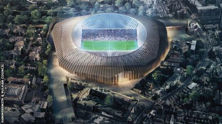 Chelsea len ke hoach xay lai san Stamford Bridge - Anh 1