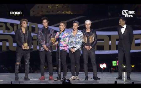 MAMA 2015: Big Bang, EXO - Ke tam lang, nguoi nua can - Anh 1