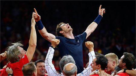 Murray duoc de cu nhan giai Nhan vat the thao cua nam - Anh 1