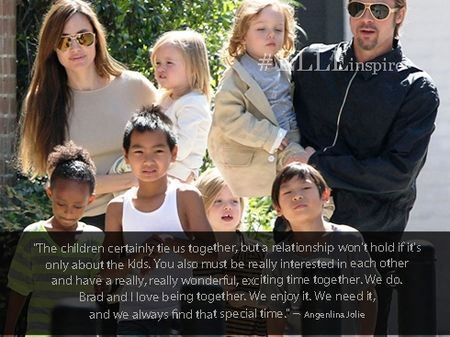 Nhung cau noi hay ve tinh yeu cua Brad Pitt – Angelina Jolie - Anh 11