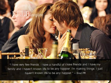 Nhung cau noi hay ve tinh yeu cua Brad Pitt – Angelina Jolie - Anh 6