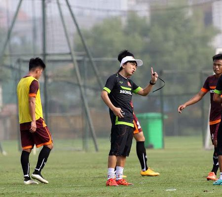 U23 Viet Nam se so tai voi Nhat Ban truoc VCK U23 chau A - Anh 3