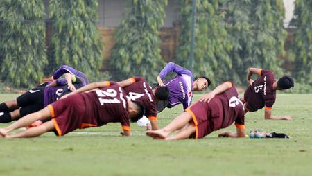 U23 Viet Nam se so tai voi Nhat Ban truoc VCK U23 chau A - Anh 4