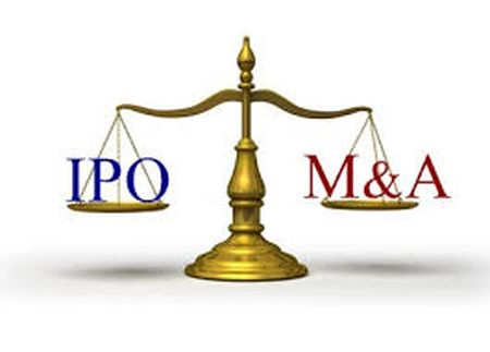 IPO that sung, M&A len ngoi - Anh 1