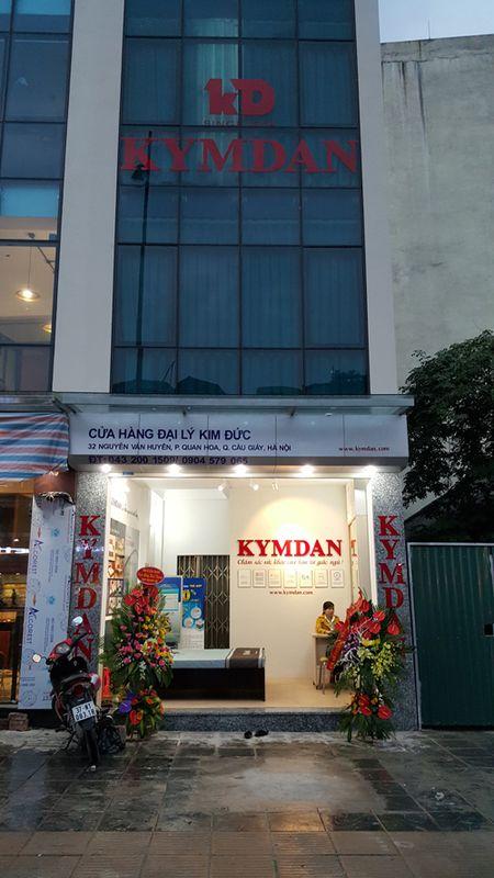 Khai truong dai ly Kymdan chinh hieu Kim Duc - Anh 1
