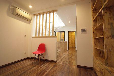 Trong cay to giua long nha ong 45 m2 o Ha Noi - Anh 6