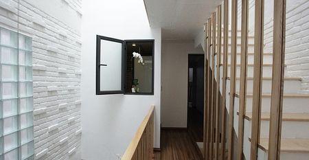 Trong cay to giua long nha ong 45 m2 o Ha Noi - Anh 8