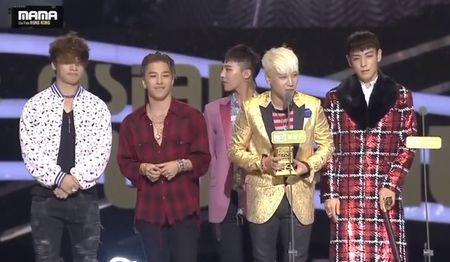 Big Bang, EXO chia nhau giai thuong lon tai MAMA 2015 - Anh 8