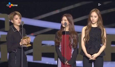 Big Bang, EXO chia nhau giai thuong lon tai MAMA 2015 - Anh 9