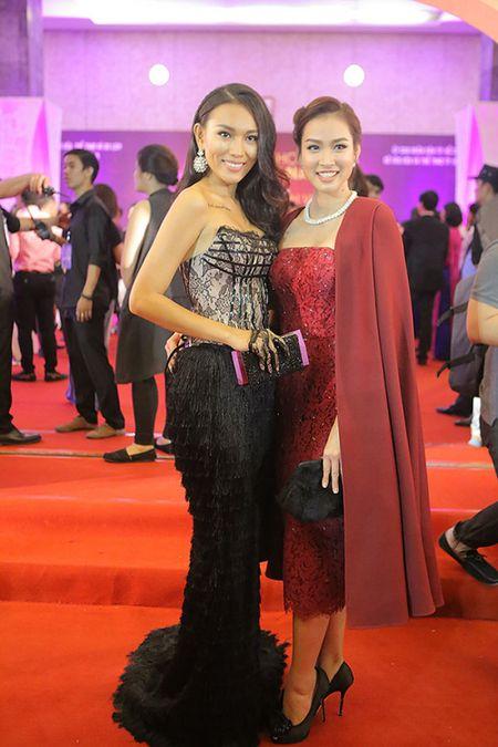 Cuu ca si TVB Hong Kong bat ngo tham du LHP Viet Nam 2015 - Anh 5