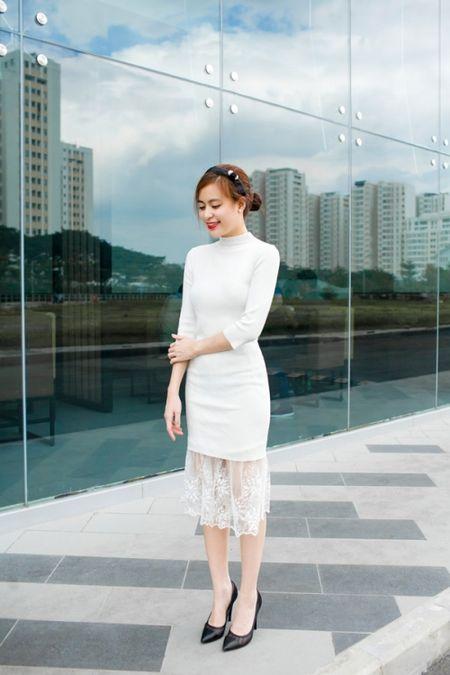Hoang Thuy Linh 'kin cong cao tuong' tha dang dieu da tren pho - Anh 5