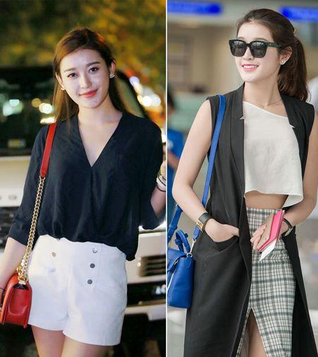 Style doi thuong tre trung, cuon hut cua A hau Huyen My - Anh 4