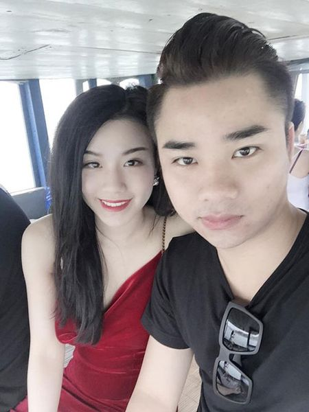 Hot girl Linh Miu ke chuyen tinh voi ban trai ngheo - Anh 2