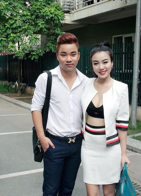 Hot girl Linh Miu ke chuyen tinh voi ban trai ngheo - Anh 3