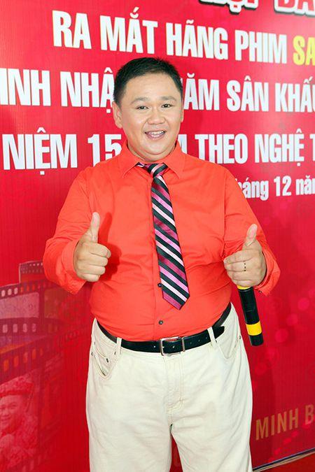 Minh Beo tu tin do dang ben Le Thi Phuong - Anh 1