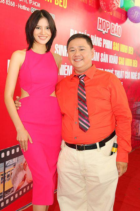 Minh Beo tu tin do dang ben Le Thi Phuong - Anh 3