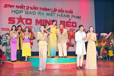 Minh Beo tu tin do dang ben Le Thi Phuong - Anh 4