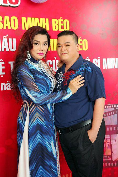 Minh Beo tu tin do dang ben Le Thi Phuong - Anh 7