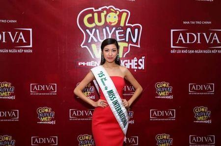 A hau 3 Hoa hau quoc te Thuy Van bat ngo ngoi ghe nong Cuoi xuyen Viet - Anh 1