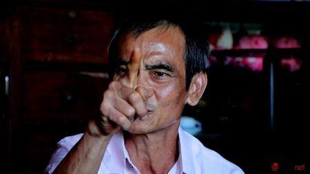 """Ong Huynh Van Nen: """"Roi! Trung manh roi!"""" - Anh 1"""