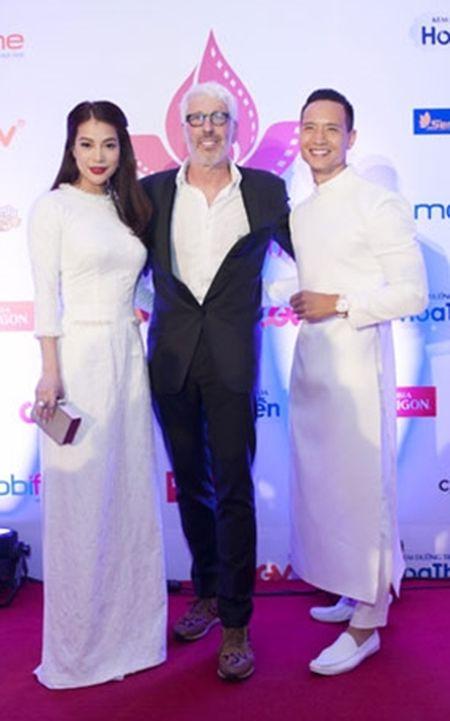 Truong Ngoc Anh – Kim Ly 'khoe sac' tai tham do - Anh 3