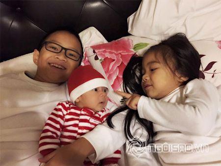 Con trai moi sinh nha Hong Ngoc cuc khau khinh va dang yeu - Anh 4