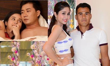 "Thao Trang ""ngoai tinh"" voi ban than cua Phan Thanh Binh? - Anh 1"