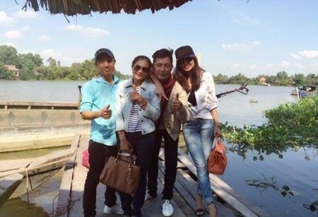 "Thao Trang ""ngoai tinh"" voi ban than cua Phan Thanh Binh? - Anh 3"