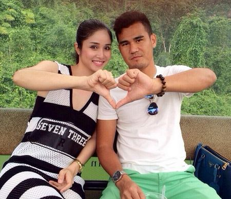 Thao Trang bat ngo bao ve 'nguoi thu ba' trong cuoc hon nhan voi Thanh Binh - Anh 2