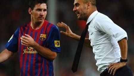BAN TIN The thao: Man City chieu mo ca Messi lan Guardiola - Anh 1
