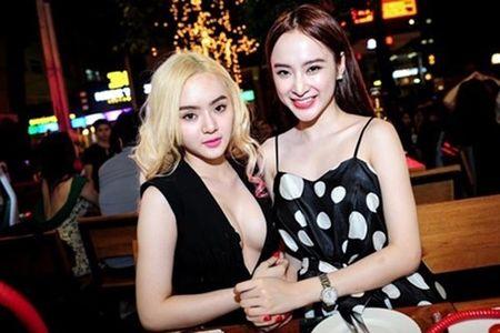 Phuong Trang lien tuc ho bao vuot mat Angela Phuong Trinh - Anh 2