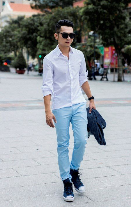 """Mai Quoc Viet """"lot xac"""" voi hinh anh day phong cach, tre trung - Anh 5"""