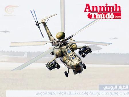 "Inforgraphic: Sat thu ""Tho san dem"" Mi-28N cua Nga da co mat tai Syria - Anh 1"