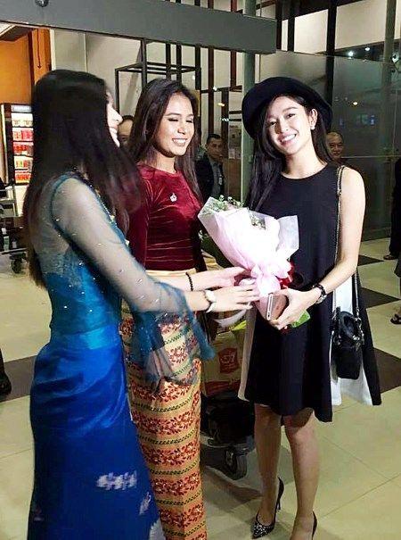 """A hau Huyen My duoc """"san don"""" tai Myanmar - Anh 4"""