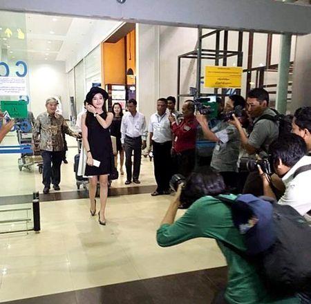 """A hau Huyen My duoc """"san don"""" tai Myanmar - Anh 5"""