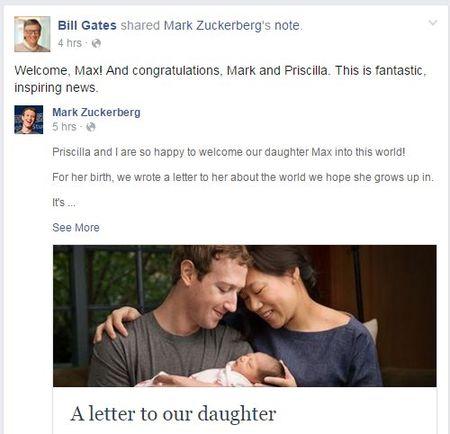 Mark Zuckerberg danh 99% tai san de lam tu thien - Anh 3