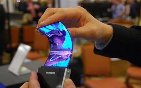 Samsung sap ha gia ban man hinh AMOLED - Anh 2