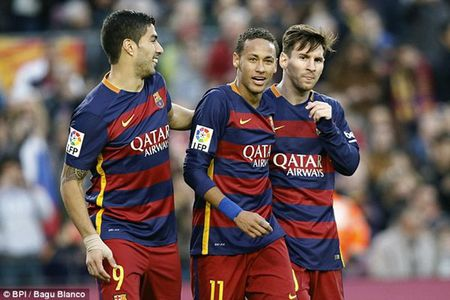 Het tien, Barca co the mat Messi va Neymar ve Premier League - Anh 5