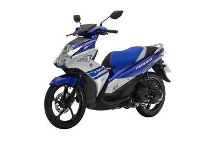 Dua voi Honda, Yamaha Viet Nam tung ra Nouvo Fi tem moi - Anh 1