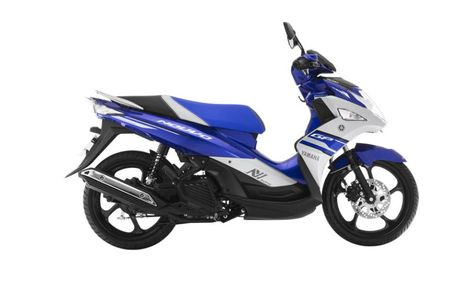 Dua voi Honda, Yamaha Viet Nam tung ra Nouvo Fi tem moi - Anh 2
